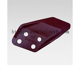 Ground engineering machinery parts 2713-1228L/2713-1228R Side Cutter for Daewoo DH150 excavator